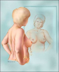femme-breast-cancer-self-examination